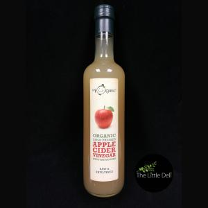 Mr Organic Cold Pressed Apple Cider Vinegar with the Mother