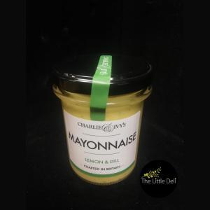 Charlie & Ivy's Lemon & Dill Mayonnaise