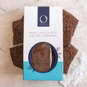 Oski's Milk Chocolate Salted Caramel