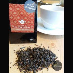 The Tea Experience Deluxe Breakfast