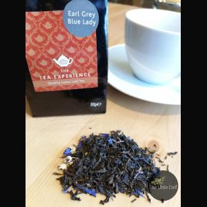 The Tea Experience Earl Grey Blue Lady