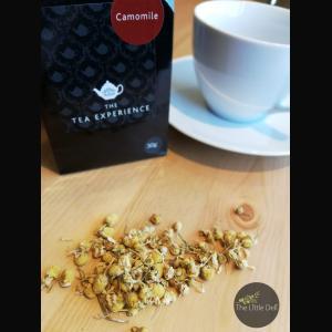 The Tea Experience Camomile