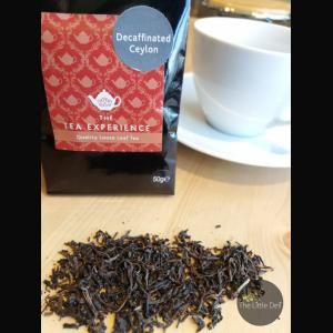 The Tea Experience Ceylon Decaf