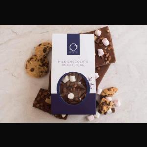 Oski's Milk Chocolate Rocky Road