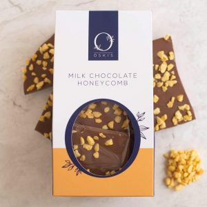 Oski's Milk Chocolate Honeycomb