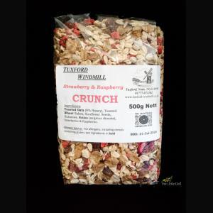Tuxford Windmill Strawberry & Raspberry Crunch