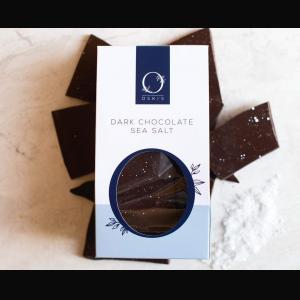 Oski's Dark Chocolate Sea Salt