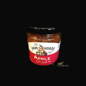 The Jam Horse Apple Relish