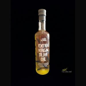 Silver & Green Extra Virgin Olive Oil