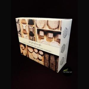 Fine Cheese Company Classic Crackers Selection Box
